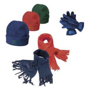 Cappellini, Sciarpe e Guanti